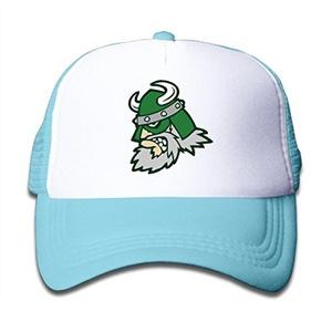 Portland State University Mascot Boys Adjustable Mesh Trucker Cap Quick Drying Cool Hats