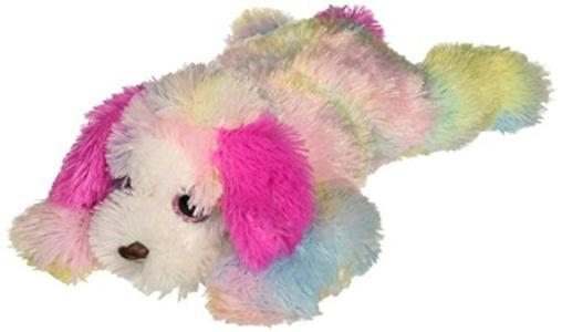 Ty Classic Yodeler Rainbow Dog Medium Plush by Ty Classic
