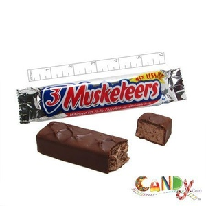 3 Musketeers Bar: 36 Count by 3 Musketeers