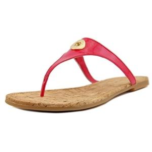 Cole Haan Tabitha Sandal II IRR Women US 8 Pink Thong Sandal