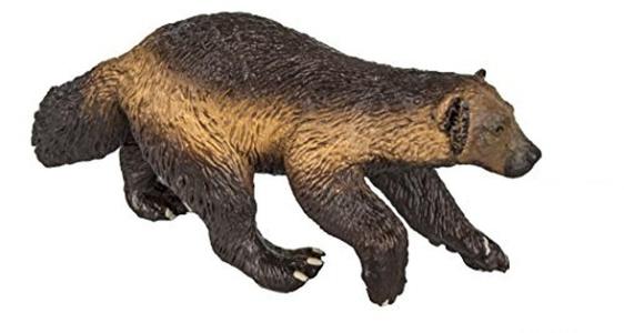 Safari Ltd Wild Safari North American Wildlife Wolverine by Safari Ltd.