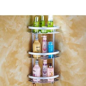 Bathroom racks/Wall space aluminium racks/ bath triangle-L