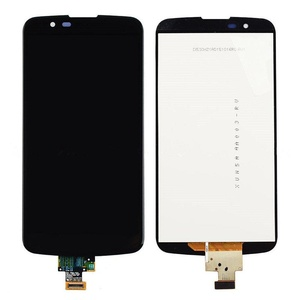 New LG K10 Touch Digitizer Screen + LCD Display Assembly Black
