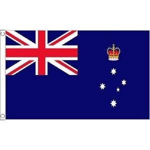 Victoria Small Flag 3Ft X 2Ft Australian National State Oz Australia Banner New by Victoria