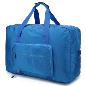 Travel Duffel Bag Water Resistant Lightweight Travel Bags BLUE