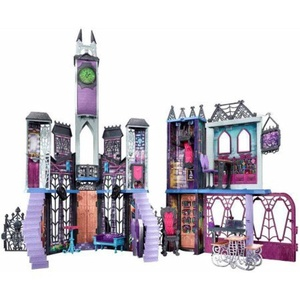 Monster High Deadluxe High School Fabulous Parties and Monster Mysteries