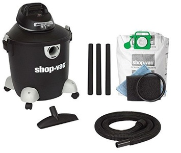 WET/DRY VAC 12GL 4.5 HP by SHOP-VAC MfrPartNo 5981100 by SHOP-VAC CORP