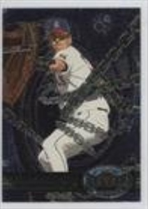 Troy Percival (Baseball Card) 1997 Skybox Metal Universe #42