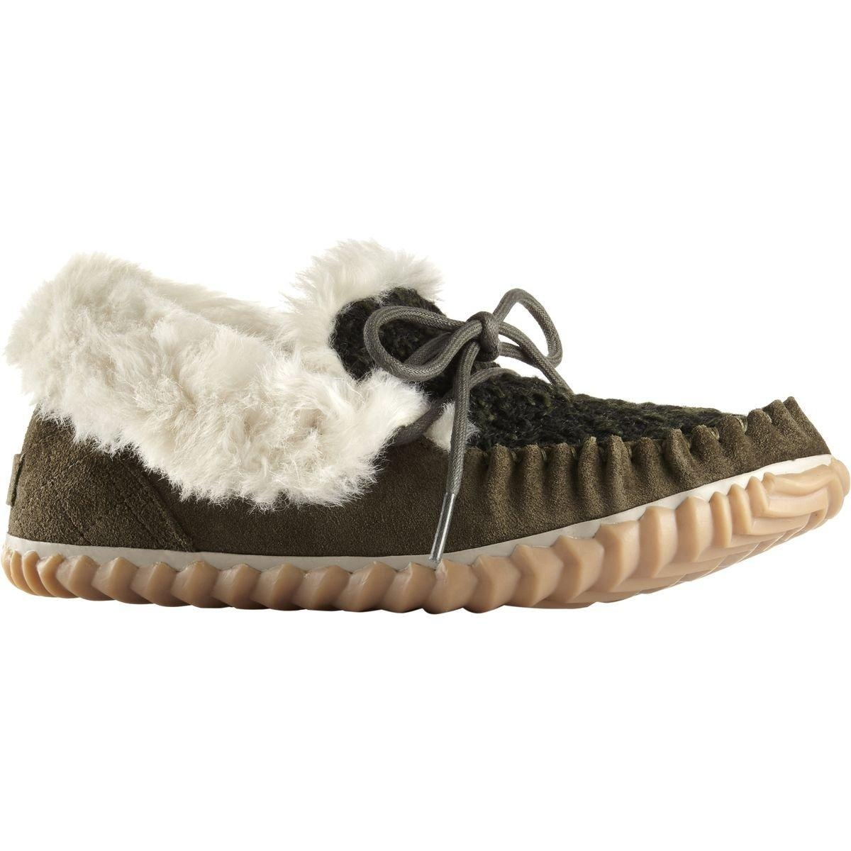 Sorel Out 'N About Moc Slipper - Women's Peatmoss, 6.5
