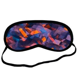 Custom Cute cartoon dog Sleeping Mask, Comfortable Soft Cotton Sleeping Aids Eye Mask Cover Travel & Work Rest