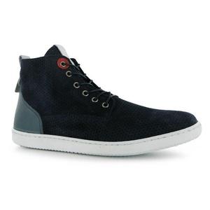 Mens Flyer Pantera 600 Boots Shoes Navy (UK 7 / US 7.5)