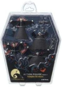Vampire Brothers - Nightmare Before Christmas - Collectable Action Figure Series 1 by The Nightmare Before Christmas