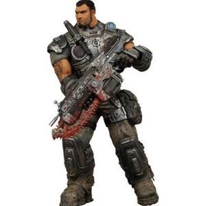 Dominic Santiago - Gears of War - Series 2 - Neca by Gears of War