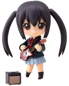 Azusa Nakano Nendroid ABS&PVC Painted Figure by Good Smile