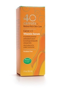 40 Carrots Vitamin Serum, 1-Ounce Boxes by 40 Carrots