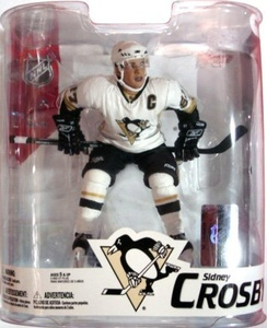 McFarlane NHL Series 16: Sidney Crosby 2 - Pittsburgh Penguins- White Jersey by Lucky Yeh International, Ltd