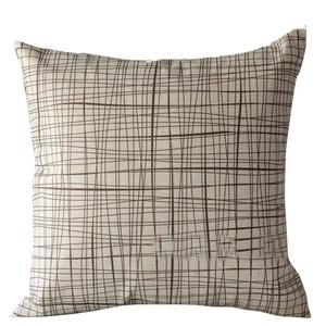 Iuhan Fashion Sofa Bed Home Decoration Festival Pillow Case Cushion Cover (D)