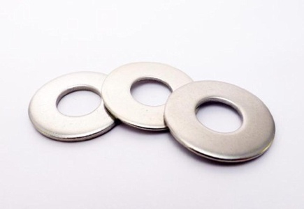 A2 Stainless Steel Form C Flat Washers-M8-10 by Stainless Steel