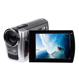Celendi Full HD 1080P 24 MP Digital Video Camcorder - 3 Inch TFT LCD Touch Screen - 16x Digital Zoom DV Camera - Silver