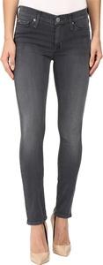 Hudson Women's Shine Mid-Rise Skinny in Dark Skies Dark Skies Jeans 24 X 31