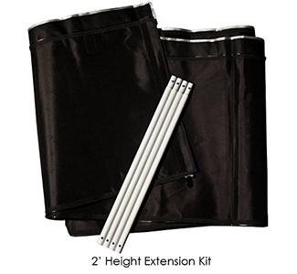 SPO 2' Extension Kit 10'x20' Gorilla Grow Tent