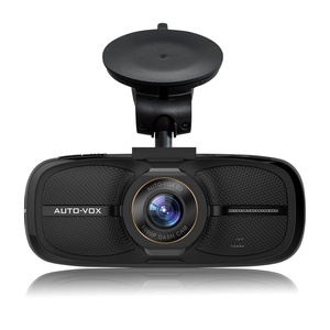 Dashboard Camera AUTO-VOX D2 1080P Full HD Car Recorder Dash Cam 2.7'' Built-in Screen With WDR ,G-Sensor,Loop Recording--Eyewitness On The Road
