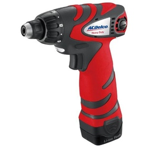 ACDelco ARD12113 Li-Ion 12-volt Drill/Driver Kit, 142 in-lbs by ACDelco