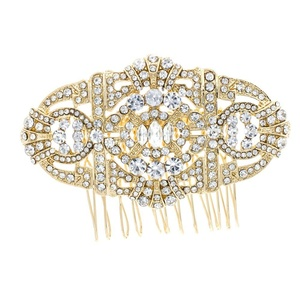 PROHAIR Style Hair Combs Crystals Rhinestone Hairpins Bridal Wedding Hair Accessories Women Pageant Headpiece