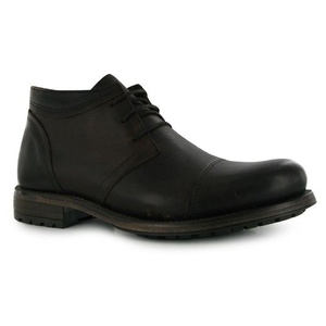 Mens Flyer Cimber Boots Shoes Brown (UK 9 / US 9.5)