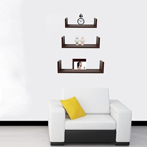 Halter U Shelves