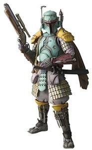 Tamashii Nations 33883 Sh Boba Fett Samurai Figure by Tamashii Nations