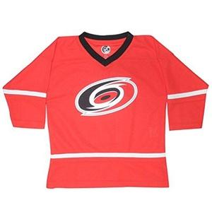 Boys NHL Carolina Hurricanes E.Staal #12 Hockey Jersey / Sweater