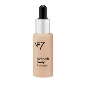 Boots No7 AA Foundation 30ml (Warm Beige) - by Boots (Pack of 3)