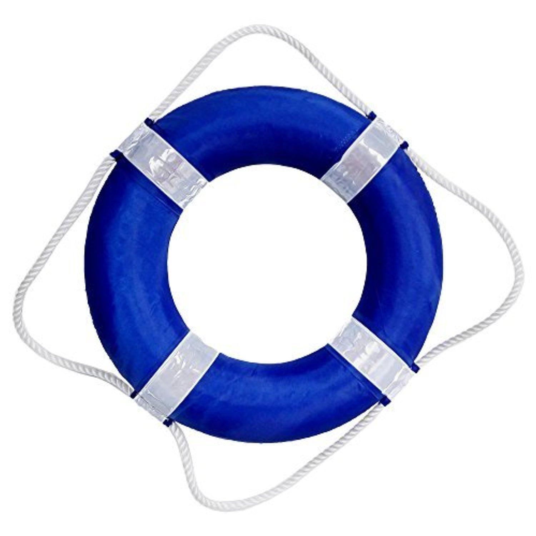 Blue Wave Foam Pool Swim Ring Buoy by Blue Wave