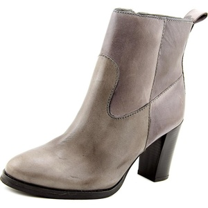 Cole Haan Livingston Bootie Women US 6 Gray Ankle Boot