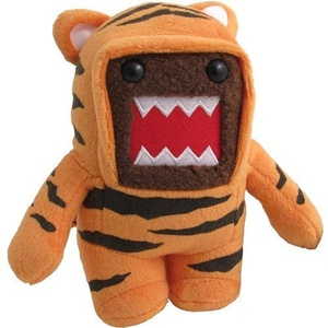 Licensed 2 Play Domo Tiger 6 1/2 Plush by Licensed 2 Play