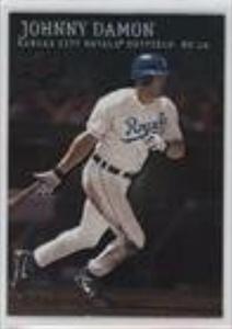 Johnny Damon (Baseball Card) 2000 Skybox Metal Emerald #3