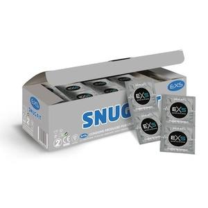 EXS Snug Fit Condoms x 48 by Exs