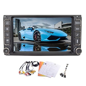 EinCar Stereo Headunit Universal for Toyota COROLLA EX 7 Inch Car NO DVD GPS Player in Dash Vehicle Car Autoradio Video Audio Unit Wifi/mirror link/capacitive Touch Screen/Airplay/Bluetooth