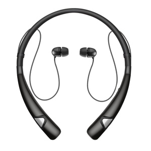 Simptech Wireless Bluetooth Headphones Neckband Headset - Sweatproof Sports Stereo In-Ear Earbuds,Noise Cancelling Earphones With Microphone,Maximum Comfort for iPhone 7 Plus Samsung S7