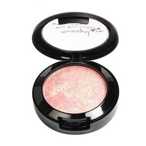 Women's Blusher - Mivagirl Women's Fashion cosmetic kit Baked Cheek Color Blusher Blush Makeup Baked Blush Palette Hot Gifts £¨1£