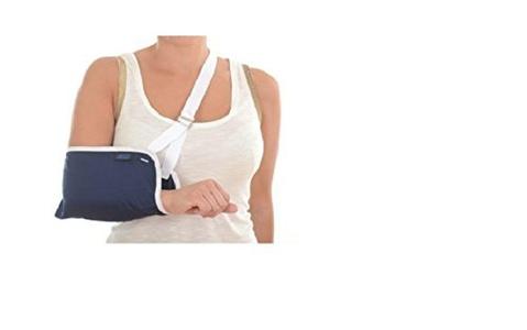 Active orthotics Arm Sling (Large forearm 34-40cm) by Active Orthotics