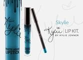 Kylie Jenner Metal Matte Skylie Lipstick Matte - Mini Lip Gloss