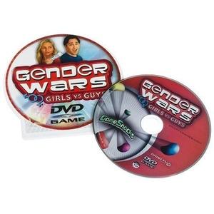 Game Snacks - Gender Wars DVD Game by Snap Tv
