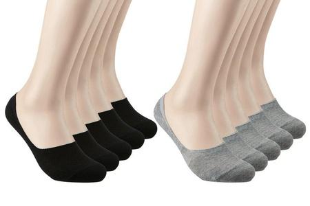 GiveOrange Socks Basic No-Show Set (10 Pack)