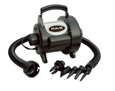 Rave - 3Psi Hi-Speed Inflator by Rave