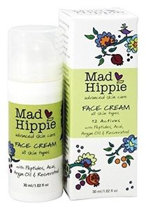 Face Cream, 12 Actives, 1.02 fl oz (30 ml) - Mad Hippie Skin Care Products by Mad Hippie Skin Care Products