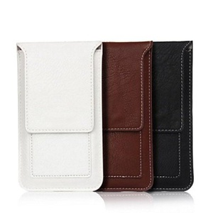 Wallets Style PU Leather Soft Pocket Case Pouch for iPhone 6(Assorted Colors) ( Color : Brown , Compatible Models : IPhone 7 )