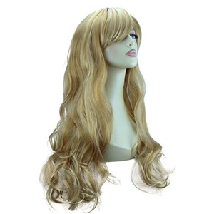 Elegant Hair - 22 Ladies Beautiful Full WIG Long Hair Piece LOOSE WAVES Blonde Mix #18/613 275g by Elegant Hair