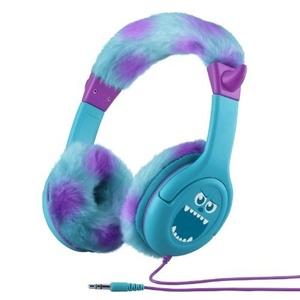 Monster's U Scary Hairy Headphones by Monsters U